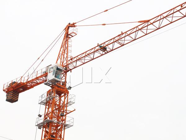QT5010 tower crane