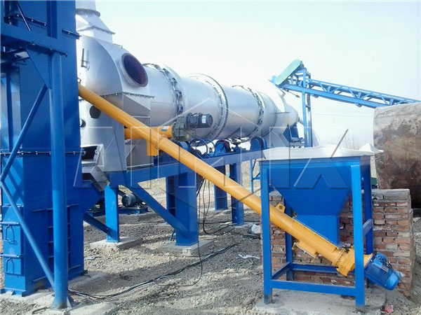 asphalt drum mix plant supplier