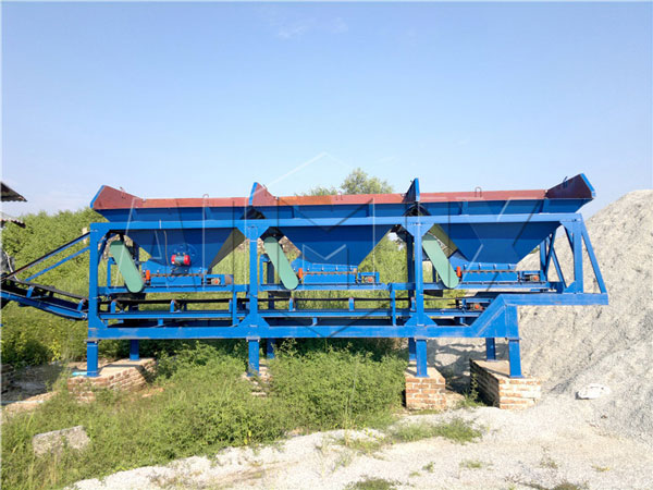 batching machine in asphalt drum mix plant