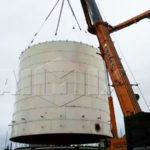 Large Silo For Sale