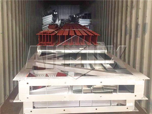 transportation of grain silo for sale