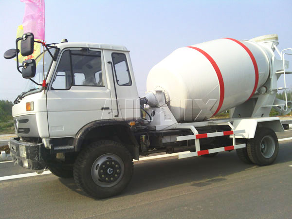 agitator truck for sale