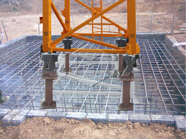 How To Install Tower Crane How To Build A Tower Crane