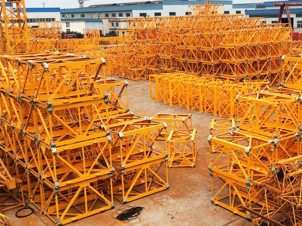 mast section