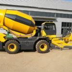 Self Loading Concrete Mixers