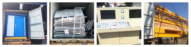 HZG shipment pics