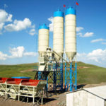 HZS Precast Concrete Plant for Sale