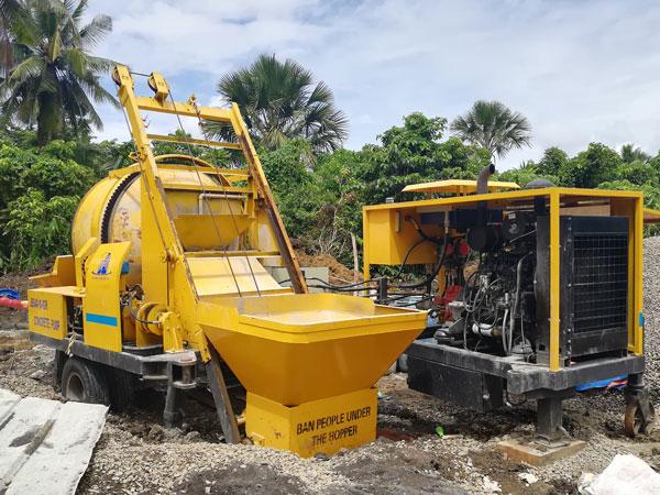 JBS40-10-82R diesel pump