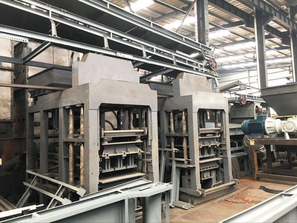 cement brick making machine manufacturer-Aimix Group