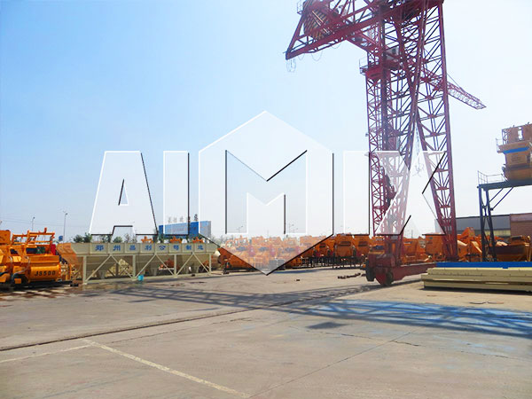 AIMIX GROUP-Concrete Batching Plant Manufacturer