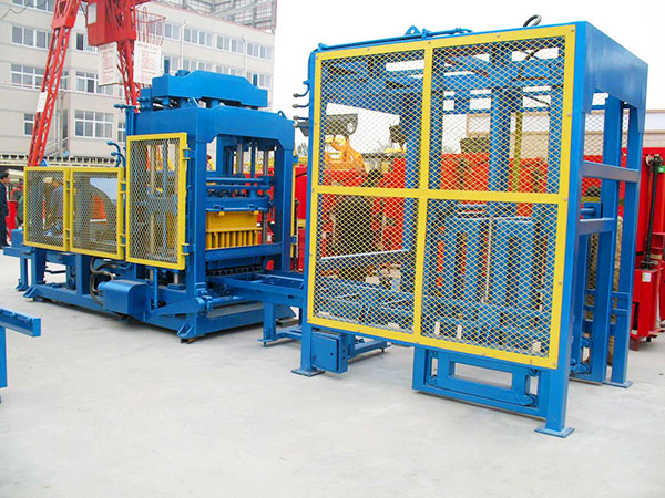 ABM-10S hollow concrete block machine