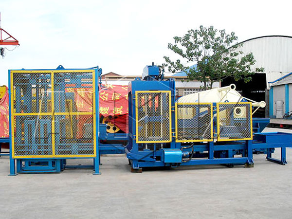 QT10-15 hollow block machine