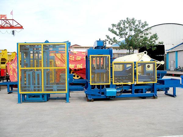 QT12-15 automatic block machine