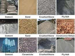 raw materials of brick