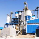 30t Dry Mix Mortar Plant Iran Was Installing