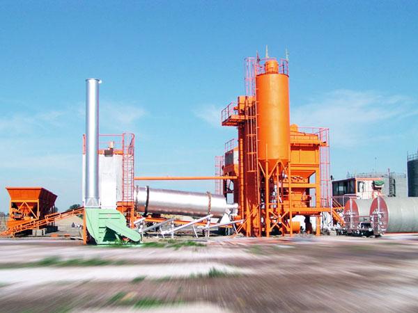 QLBY-20 mini asphalt plant