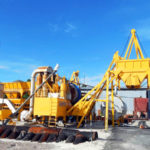 QLBY Series Mobile Asphalt Mixing Plant