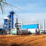 Successful Installation Stationary Asphalt Mixing Plant Thailand