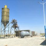 Installation Of HZS35 Stationary Batching Plant Uzbekistan