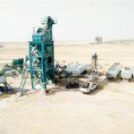120t Asphalt Mixing Plant Karachi Pakistan Installation