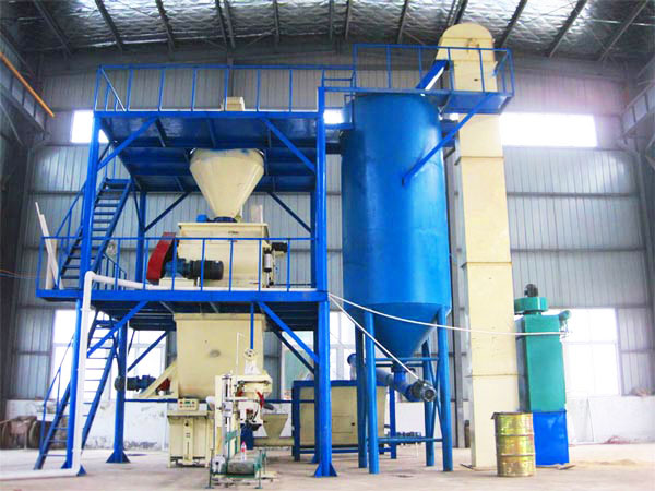 GJ30 wall putty manufacturing plant