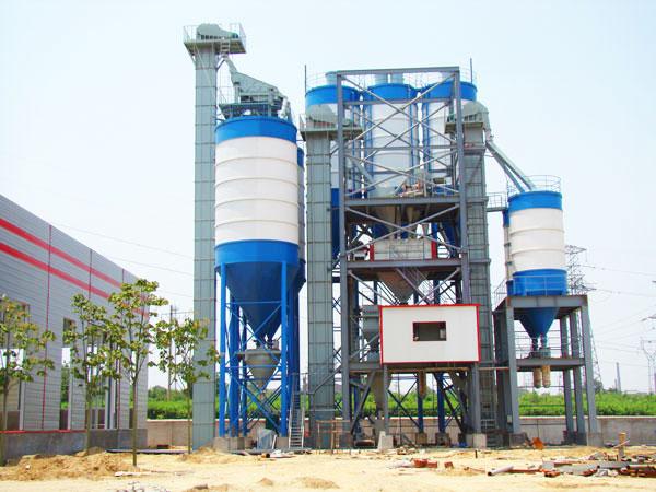 Máquina de fabricação de massa de parede GJ50