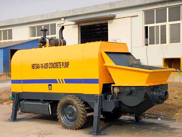 HBTS40 concrete line pump for sale australia