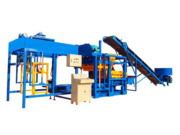 QT8-15 hydraform block machine