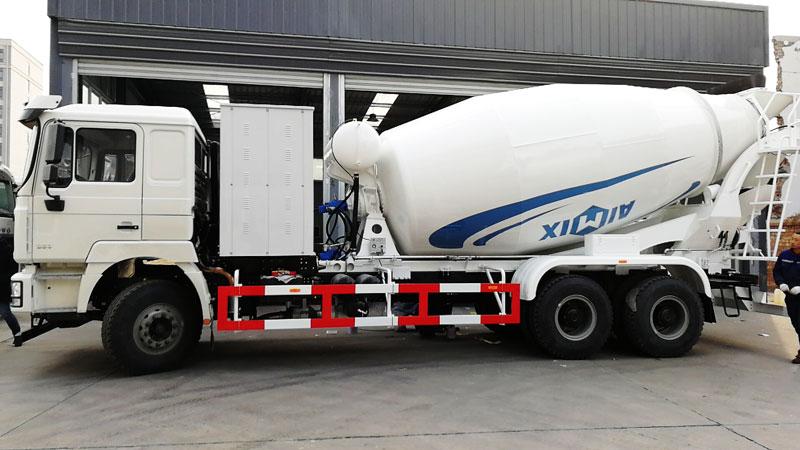 12m3 concrete mixer truck for sale AIMIX