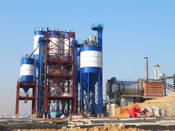 Planta de fabricação de massa de parede GJ30