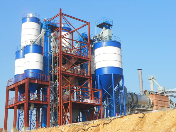 GJ40 ready mix mortar plant