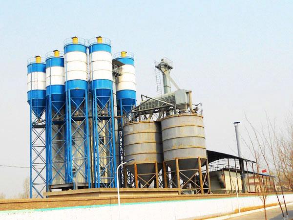 GJ50 tile adhesive manufacturing plant