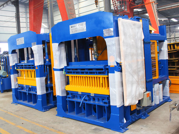 ABM-12S concrete block machine