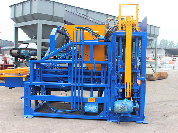 ABM-3S cement brick machine for sale