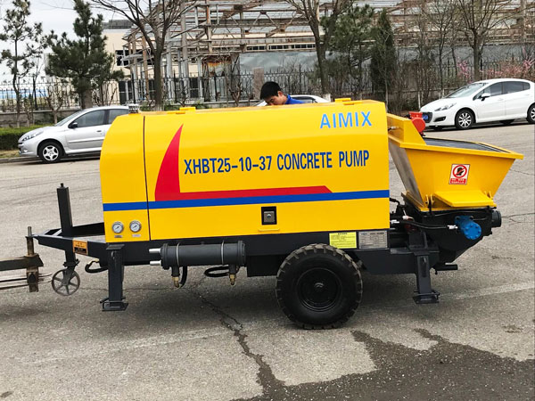 ABT25D electric concrete pump for sale