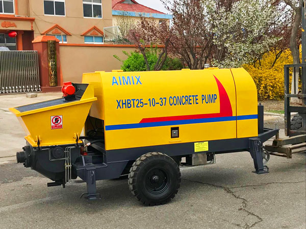 XJBT25 electric pump Russia