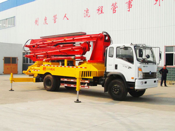 concrete boom pump for sale Philippines