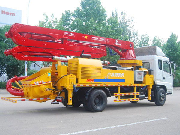 Concrete Pumps For Sale In Pakistan - Brand Parts And Best Price