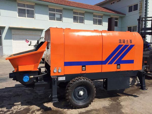 ABT50D electric concrete pump Malaysia