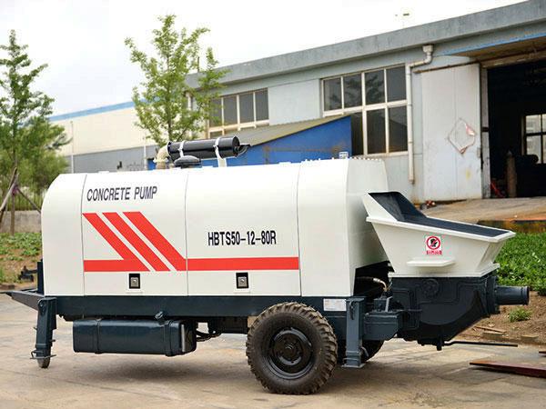 ABT50C diesel concrete pump Malaysia