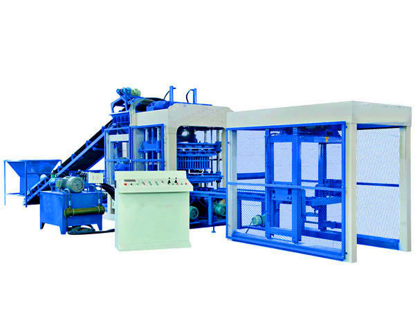 ABM-10S solid block machine
