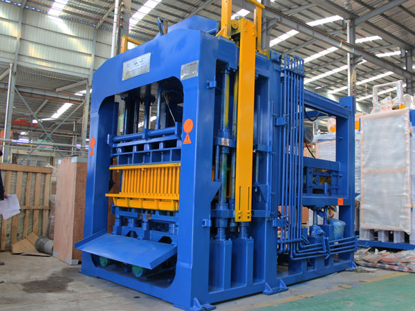 ABM-3S solid block machine