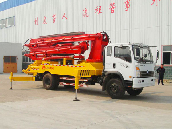 Concrete Pump In Malaysia - S valve - Stable Performance