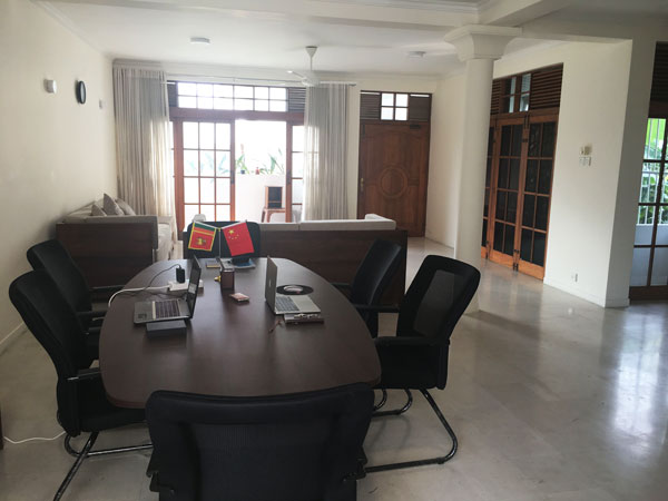 Aimix office in Sri Lanka