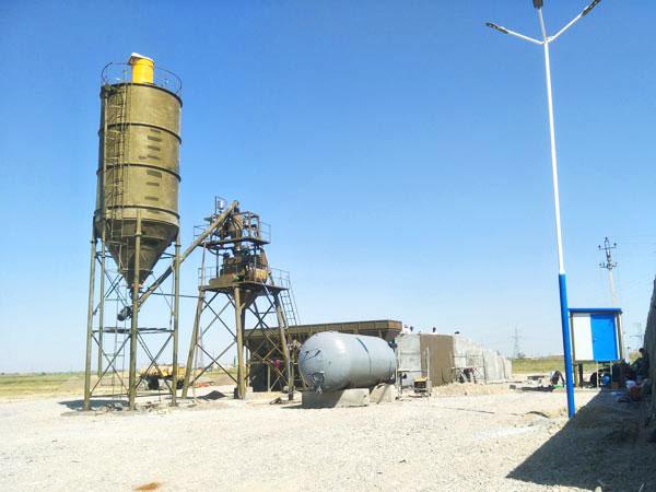 AJ-35 concrete plant