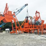 Successful Installation And Debug Of QLB60 Mobile Asphalt Mixing Plant Philippines