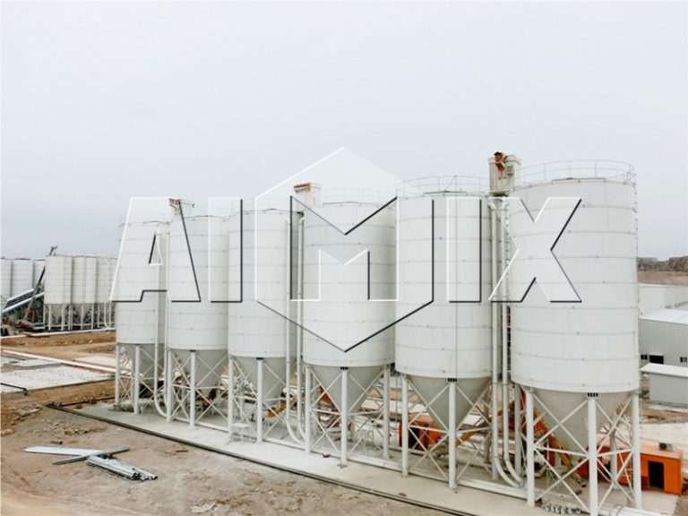 bolted type cement silo