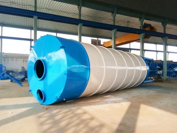 welded type cement silos