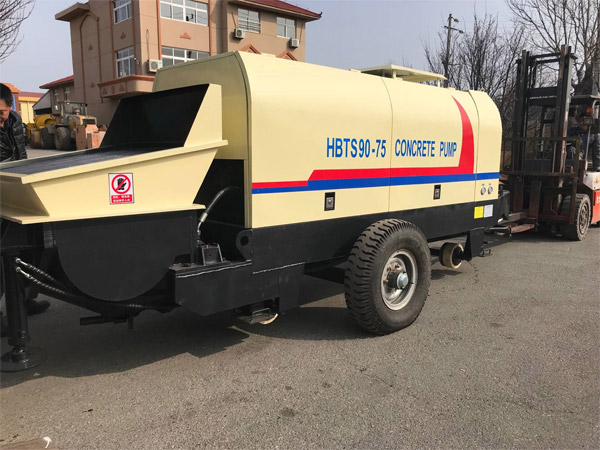 ABT90D electric concrete pump
