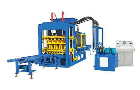 ABM-4S Automatic Brick Making Machine